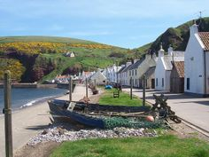 Pennan, this looks like the most simple, beautiful place in the world