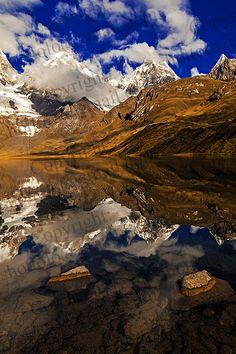 Cordillera Huayhuash - Laguna Carhuacocha Camp - Peru