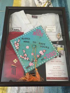 Nursing shadow box. Check out that cool T-Shirt here:  https://www.sunfrog.com/Funny-nurse-T-Shirt-Black-Ladies.html?53507