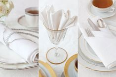 Dress up your holiday table with one of these elegant ways to fold table napkins.