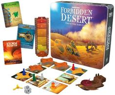 Forbidden Desert Board Game