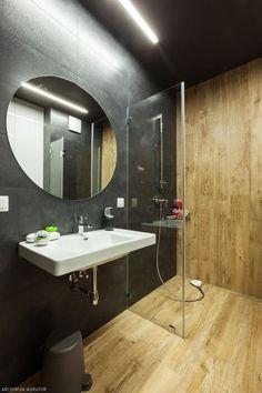 Loft Interior Design, Loft Interiors, Bathtub, Home And Garden, Mirror, Kitchen, Powder Rooms, Bathroom Ideas, Furniture