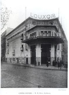 [ART - BONS PLANS] Exposition: Le Louxor-Palais du Cinéma - Openminded le blog