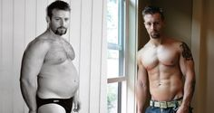 Kris Gethin - Before and After body transformation (Workout)