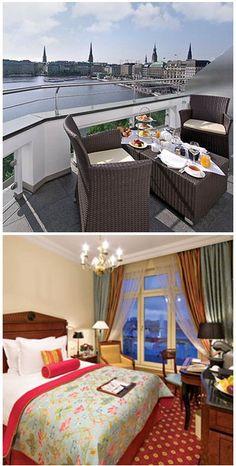 #Fairmont_Hotel_Vier_Jahreszeiten - #Hamburg - #Germany http://en.directrooms.com/hotels/info/2-5-51-6989/