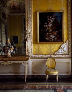 Royal Palace of Caserta Georgian Interiors, French Interiors, Rest House, Interior Decorating, Interior Design, Classic Interior, Royal Palace, Luxury Homes Interior, Historical Architecture