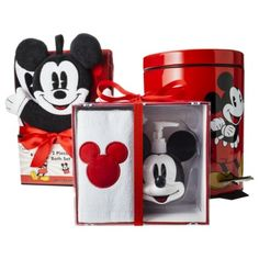 I Want To Do My Bathroom In Mickey Mouse
