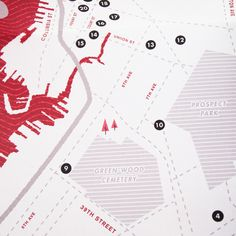 City Maps | New York Brooklyn