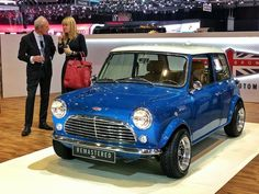 Mini Cooper S, Classic Mini, Classic Cars, Minis, Mini Morris, Automobile, Bmw, Future Car, Hot Wheels