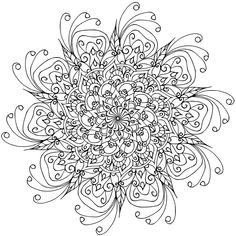 Coloring Book for Me and Mandala - √ 27 Coloring Book for Me and Mandala , 5 Free Printable Coloring Pages Mandala Templates the Colouring Pics, Flower Coloring Pages, Mandala Coloring Pages, Coloring Book Pages, Coloring Sheets, Mandala Doodle, Doodle Pages, Sharpie Art, Sharpies