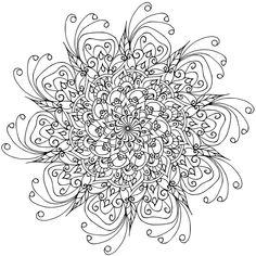0e591d6d4384af0829ec054cd0534c94 mandala coloring colouring pages