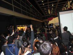 Siggraph Asia 2011 - Hong Kong