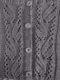 Types Of Knitting Stitches, Lace Knitting Patterns, Knitting Stiches, Knitting Wool, Arm Knitting, Knitting Charts, Knitting Designs, Knit Crochet, Knit Sweaters