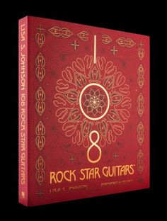 The holidays are approaching! Have someone special in your life that loves music, guitars, and photography? 108 Rock Star Guitars by Lisa S. Johnson features spectacular shots of 108 guitars from your favorite rockers! Check it out over on Amazon.com: http://a.co/5HjMEkh