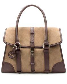 Reiss Marwood faux fur bag, £149 - Best New Season Bags - Autumn ...
