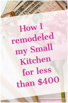 Looking for small kitchen remodel ideas? Well, I want to sho