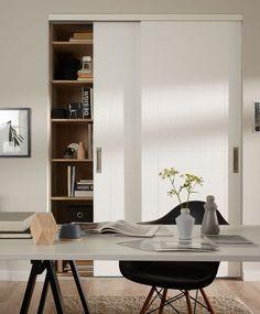 Conference Room, Interior Design, Table, Furniture, Home Decor, Minimalism, Puertas, Nest Design, Decoration Home