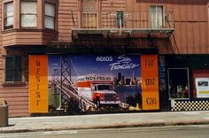 Billboard in the Mission 2000