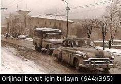 Bir Zamanlar Ankara (1920-1970 yılı arası Ankara Fotoğrafları) Ankara, Good Old, Istanbul, Antique Cars, Nostalgia, Vintage Cars