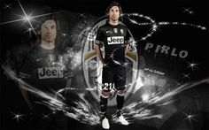 Andrea Pirlo Italy Juventus 2012-2013 New kit. My favourite Italian football (soccer) team. #SobeysWest