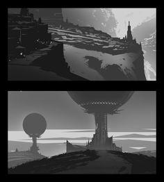 https://www.artstation.com/artwork/shape-studies