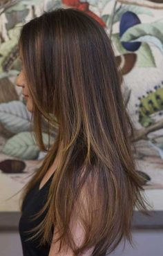 32.Long Layered Hair Style                                                                                                                                                                                 More