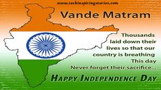 Happy Independence Day WhatsApp Status is what we are going to share with you. We warmly wishing all our viewers 15 August Happy Independence Day. Independence Day Slogans, Indian Independence Day Quotes, Independence Day Message, Happy Independence Day Wishes, 15 August Independence Day, Independence Day Wallpaper, India Independence, India Quotes, Affirmations