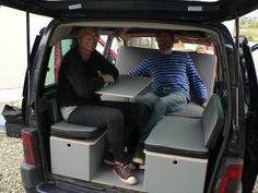 Mini camper conversion unit/caddy,berlingo,parner in Donegal, thumbnail 8