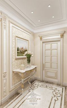Luxury House Interior Design Tips And Inspiration - Mommy Of Many Hats Flur Design, Home Design, Design Shop, Classic Home Decor, Classic Interior, Interior Design Living Room, Living Room Designs, Hallway Designs, Luxury Homes Interior