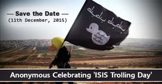 Anonymous hackers want You to help them Troll ISIS with pictures of Goats on 'ISIS Trolling Day'