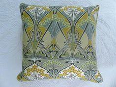 Art deco cushion