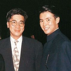 #TBT In celebration of our 40th anniversary this year we're throwing it back to the 90s with a pic of Robert Hui and Andrew Yuen at Andrews birthday party at the American Club (1991). See more pics on hongkongtatler.com. #90s #hktatlerturns40 #throwbackthursday #nostalgia #hongkong #hkig  via HONG KONG TATLER MAGAZINE OFFICIAL INSTAGRAM - Celebrity  Fashion  Haute Couture  Advertising  Culture  Beauty  Editorial Photography  Magazine Covers  Supermodels  Runway Models