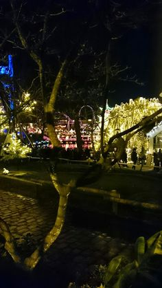 Pulverhexen's DIY: Christmas Lights