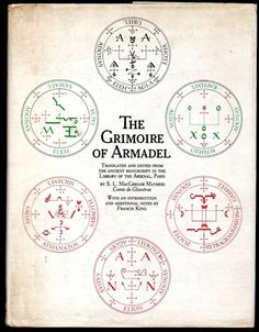 """The Seven Archangel sigils come from the ancient book """"The Grimoire of Armadel"""" which contains sigils and invocations used to call forth the power of the Archangels."""