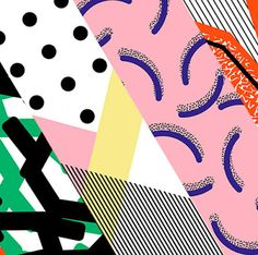 Graphic design by Davide G. Aquini. print & pattern