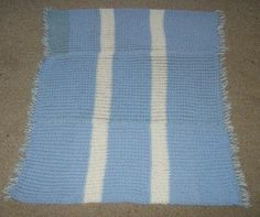 Knifty Knitter Blankets - new project possibly