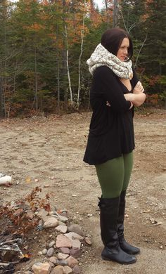Casual Fall Outfits, Trendy Outfits, Office Outfits, Neck Warmer, Distressed Denim, Autumn Winter Fashion, Fall Fashion, Crochet Patterns, My Style