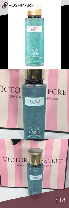 01635cd4c1 Victorias Secret Body Mist Cool Oasis NIB Victorias Secret Body Mist Cool  Oasis NIB Fragrance mist