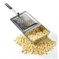 Amazon.com: Jacob Bromwell Original Popcorn Popper (Tin)