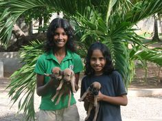 Today is World Animal Day! Children help raise Ridgeback & Boxer puppies through CEI's Canine Therapy project on our leadership academy campuses in Sri Lanka. Dogs are a girl's best friend :)