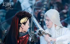 Ma Tianyu in Ice Fantasy, a Chinese fantasy drama Ice Fantasy, Fantasy Films, Fantasy Series, Drama Channel, Show Luo, Ma Tian Yu, Song Qian, Victoria Song, O Drama