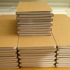 Bulk Blank Notebooks 100 Pages Kraft Notebook Notebook Plain Notebook, Like Quotes, Work Gifts, Blank Book, Handmade Journals, Custom Notebooks, Decorate Notebook, Book Binding, Journal Notebook
