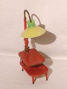 Stehlampe für eine Puppenstube | eBay