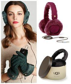 Auriculares calienta-orejas de UGG Australia #ThingsILovedThisWeek #Cold