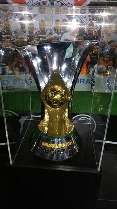 Sport Club Corinthians Paulista - Memorial - Troféu do Campeonato Brasileiro de 2015