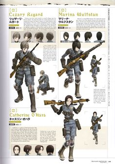 Female Drawing, Character Drawing, Character Concept, Concept Art, Character Design, Fantasy Characters, Anime Characters, Manga, Valkyria Chronicles