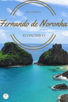 Se você pensa que viajar a Fernando de Noronha é caro, não perca esse post recheado de dicas sobre como economizar com a passagem aérea, hospedagem e passeios e curtir ao máximo a ilha com as praias mais lindas do mundo.