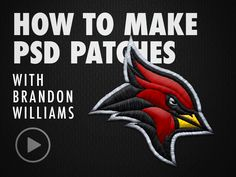 """Se dette @Behance-projekt: """"How to Make PSD Embroidered Patches - FREE PSD Assets"""" https://www.behance.net/gallery/44836641/How-to-Make-PSD-Embroidered-Patches-FREE-PSD-Assets"""