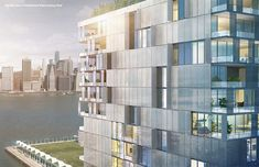 Marvel Architect´s proposal. Image Courtesy of Brooklyn Bridge Park Corporation via Architects Newspaper