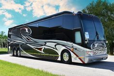 12 Best Prevost Motorhomes images in 2015   Buses for sale